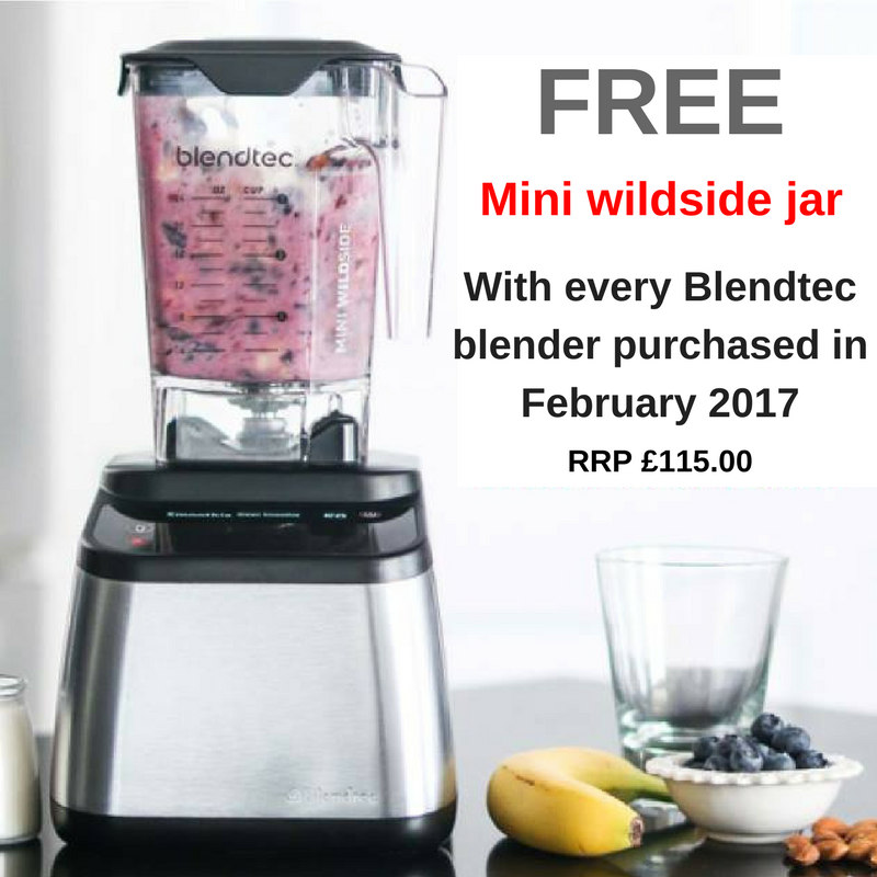 Free Mini Wildside Jar