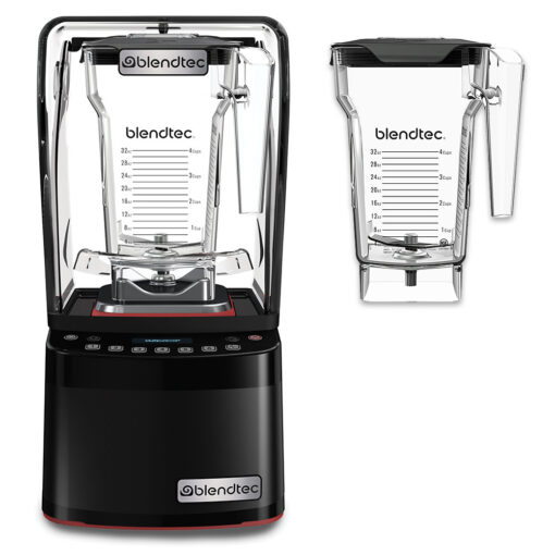 Blendtec Stealth 885 incl. 2 FourSide Jars